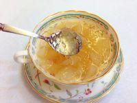 冰糖雪梨炖燕窝的做法步骤8