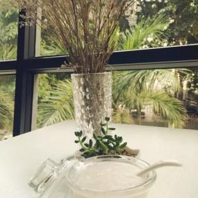 椰汁西米露燕窝