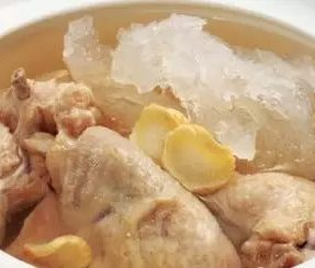 燕窝食谱 燕窝炖鸡