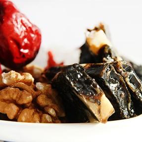 红枣核桃阿胶固元糕