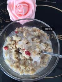 懒人早餐之麦片燕窝