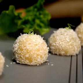 燕窝食谱 – 冰点糯米糍