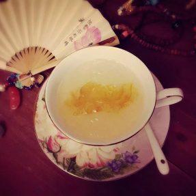 【蜂蜜柚子燕窝】燕窝食谱